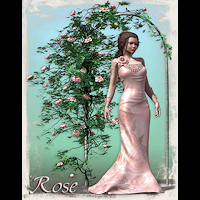 v4cl_esha-Rose Dress