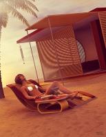 daz-beach-pod