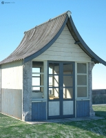 daz_beach-huts