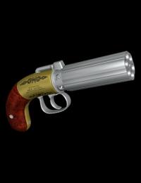 Bob65_Pepperbox-Pistol