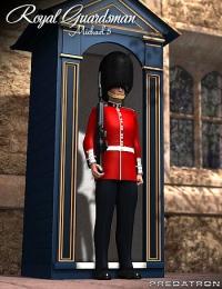 DAZ_Royal-GuardsmanG1