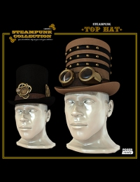 Renderosity_Steampunk-Top-Hat