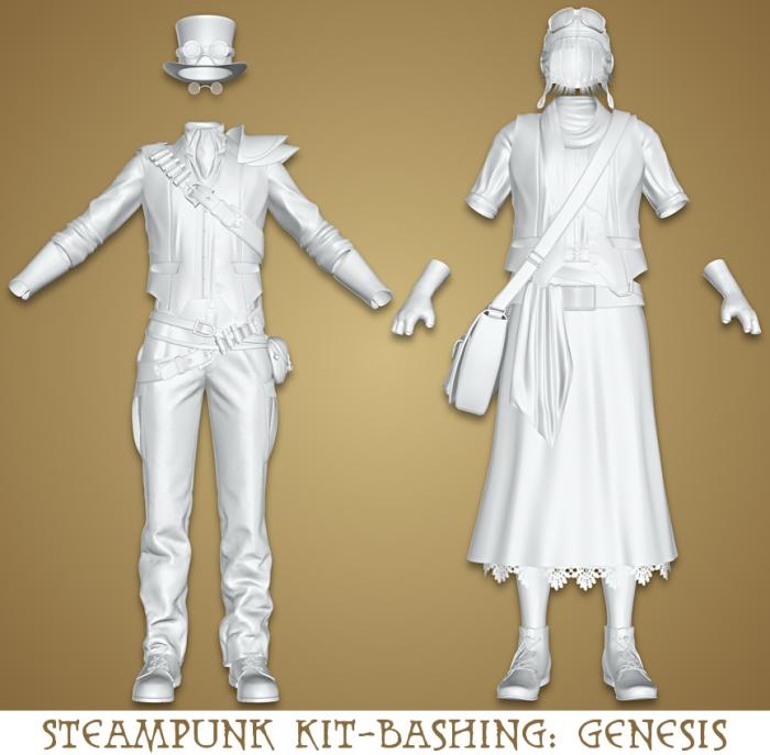 steampunk_kitbash_genesis