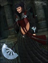 DAZ_Demonika-V4