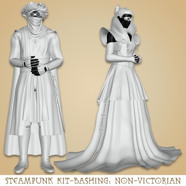 steampunk_kitbashing_nonvictorian