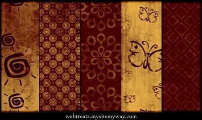 vivid_red_tileable_patterns_by_webtreatsetc