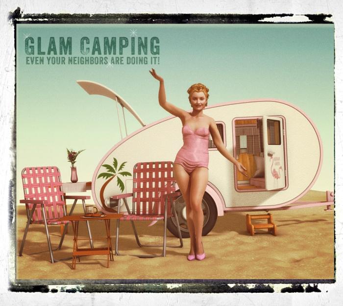 GlamCampingWithNora