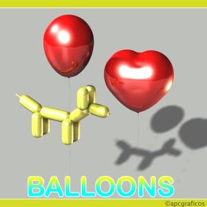 props-balloon animals